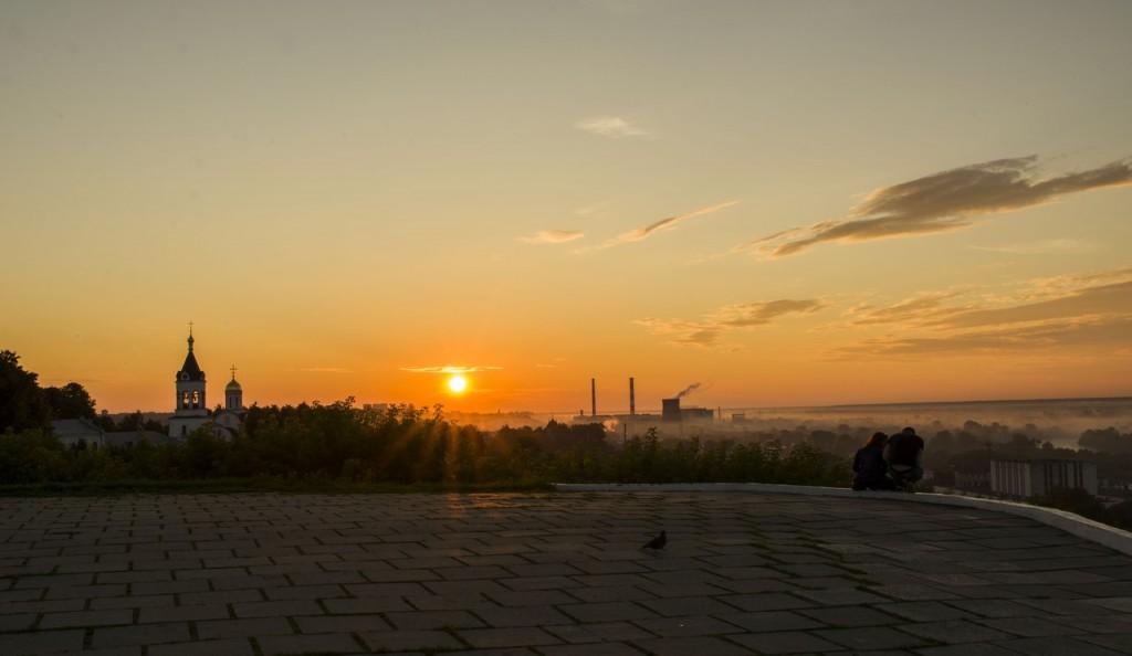 Солнечное утро во Владимире 01