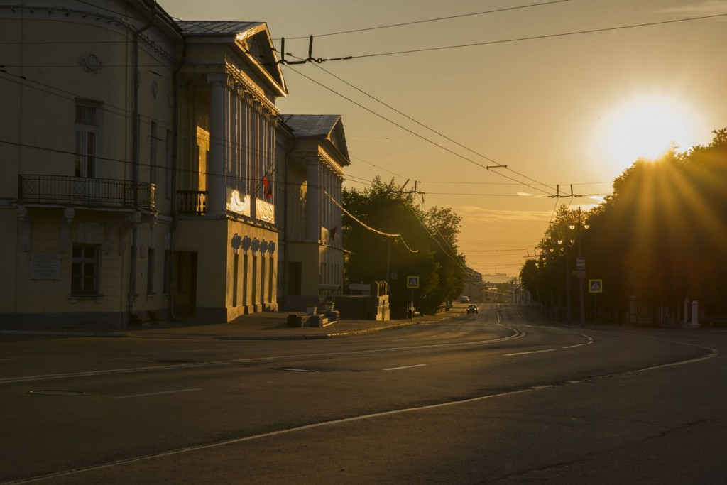 Солнечное утро во Владимире 05