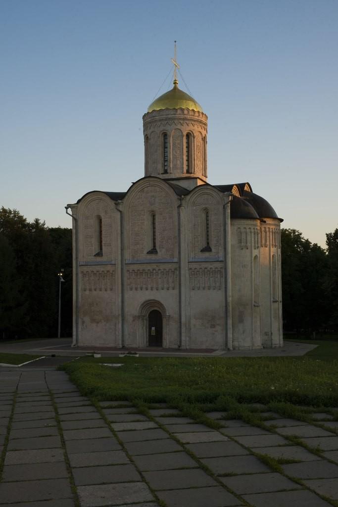 Солнечное утро во Владимире 06