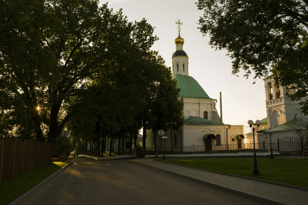Солнечное утро во Владимир2