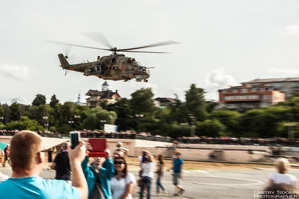 Соревнование инженерных войск в Муроме 04