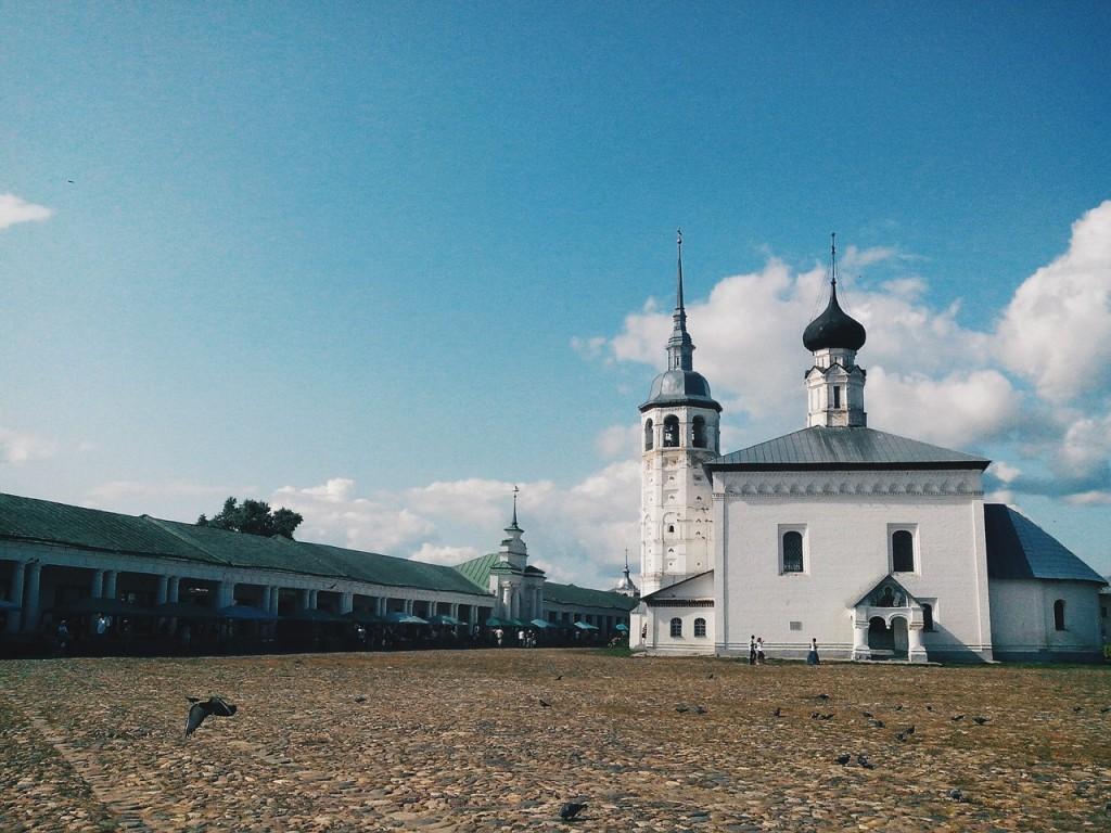 Суздаль - самый душевный город России