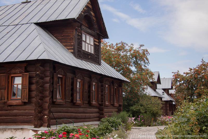 Суздаль. к Покровскому монастырю и обратно 10