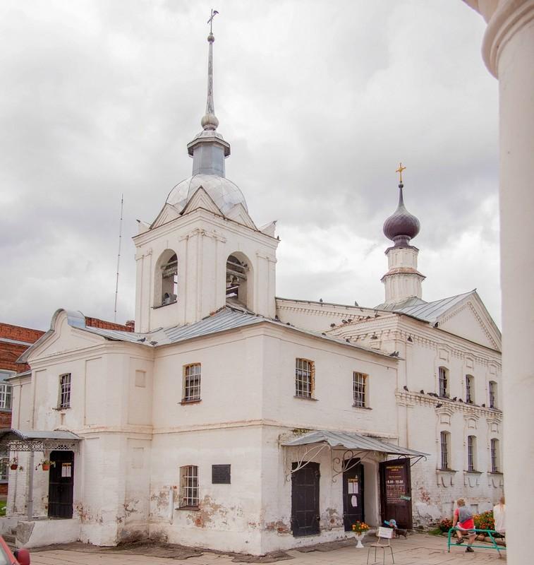 Суздаль. к Покровскому монастырю и обратно 2
