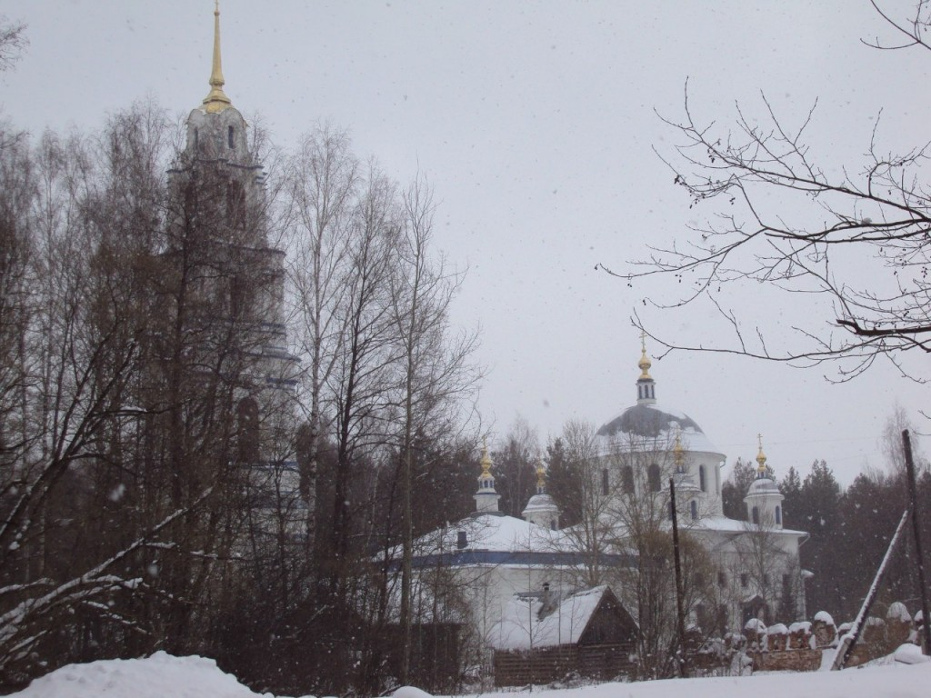 Троицкая церковь (село Эрлекс, Гусь-Хрустальный район) 02