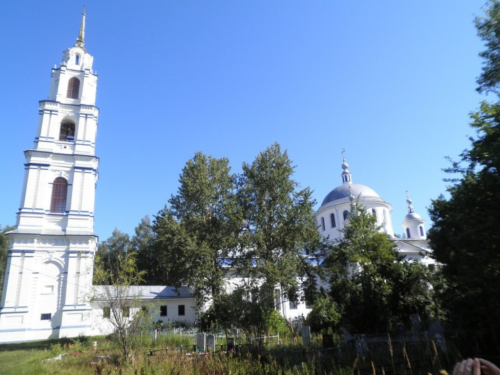 Троицкая церковь (село Эрлекс, Гусь-Хрустальный район) 03