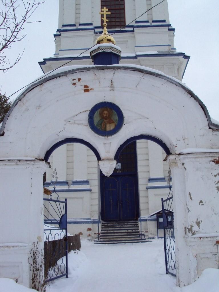 Троицкая церковь (село Эрлекс, Гусь-Хрустальный район) 04