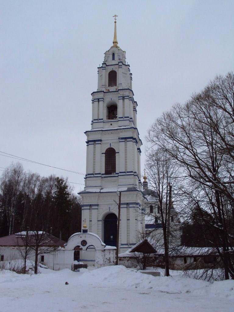 Троицкая церковь (село Эрлекс, Гусь-Хрустальный район) 05