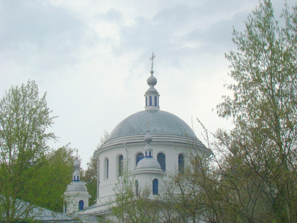 Троицкая церковь (село Эрлекс, Гусь-Хрустальный район) 07