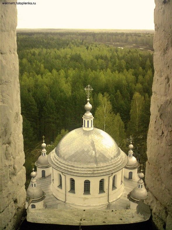 Троицкая церковь (село Эрлекс, Гусь-Хрустальный район) 08