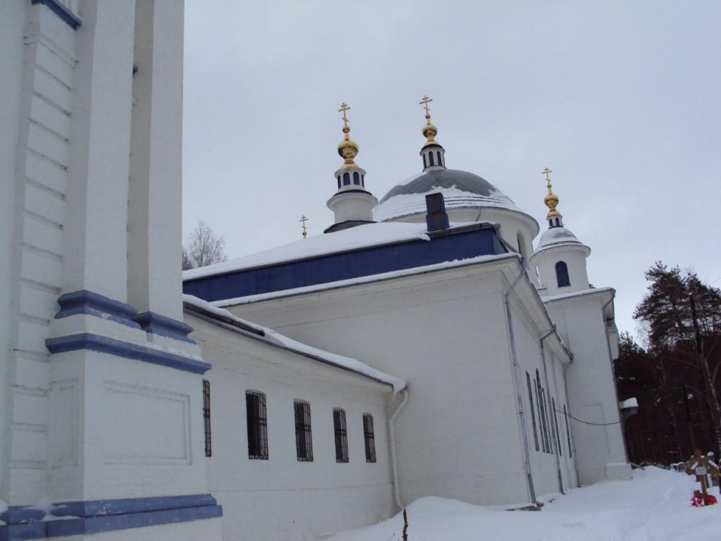 Троицкая церковь (село Эрлекс, Гусь-Хрустальный район) 09
