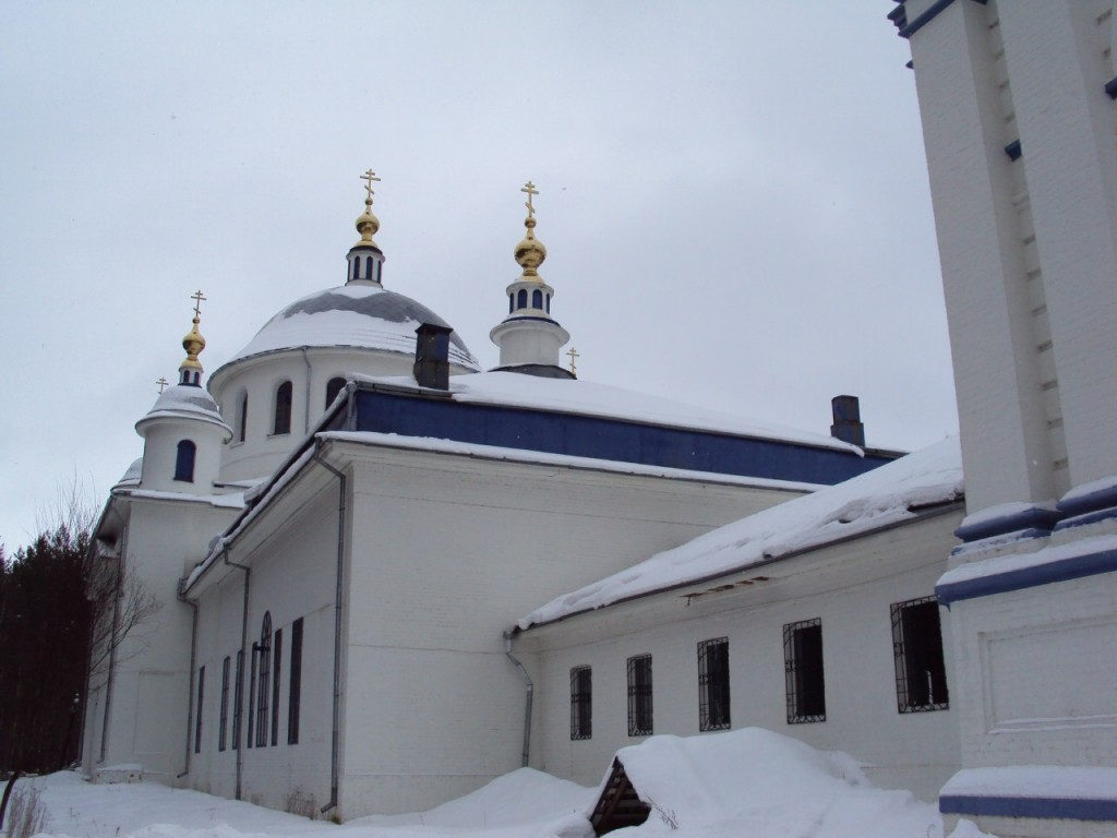 Троицкая церковь (село Эрлекс, Гусь-Хрустальный район) 10