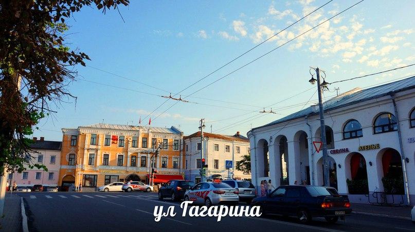 Улица Гагарина во Владимире 02