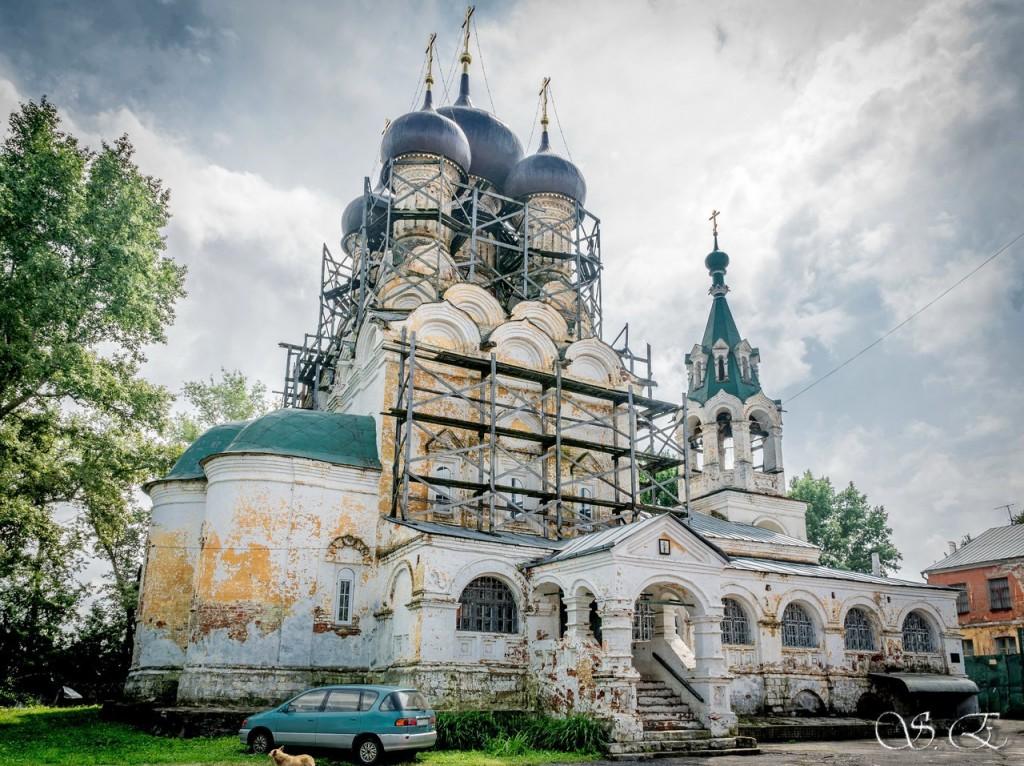 Успенская (Богородицкая) церковь (г.Владимир)
