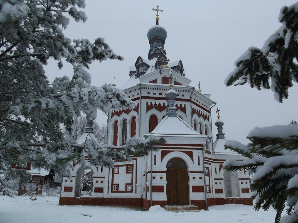 Храм-часовня Святой Великомученицы Варвары 03