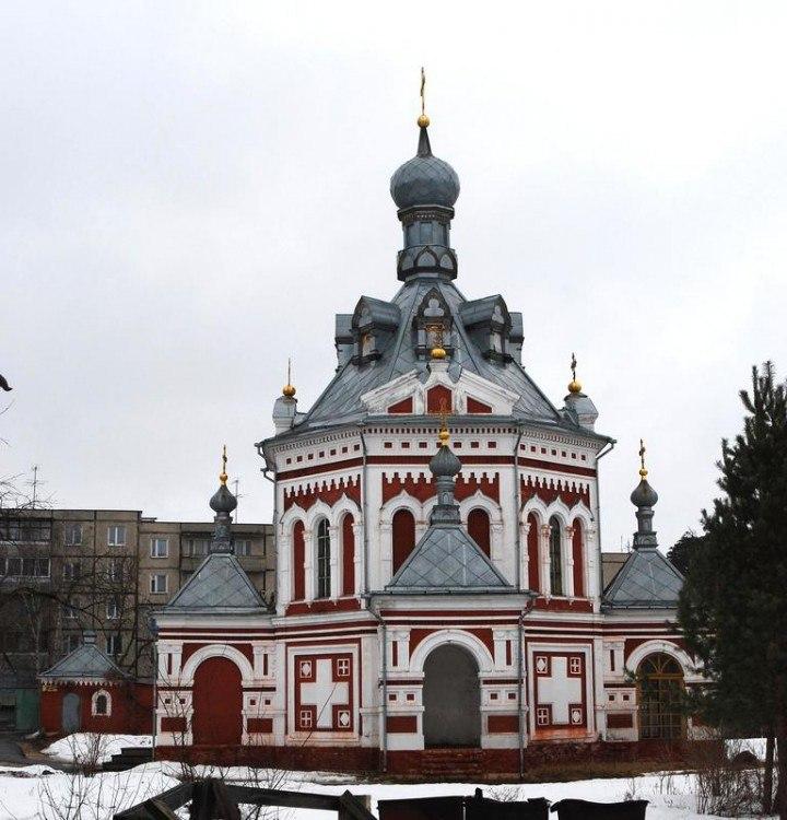 Храм-часовня Святой Великомученицы Варвары 04