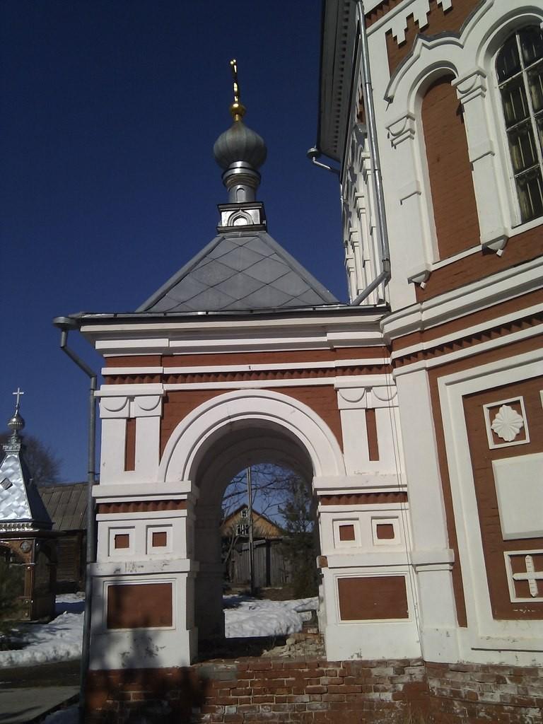 Храм-часовня Святой Великомученицы Варвары 05