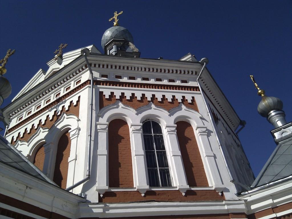 Храм-часовня Святой Великомученицы Варвары 06
