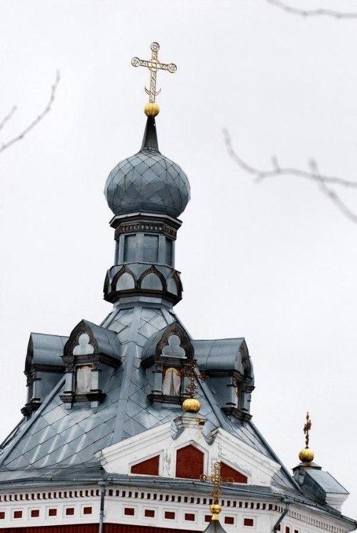 Храм-часовня Святой Великомученицы Варвары 07