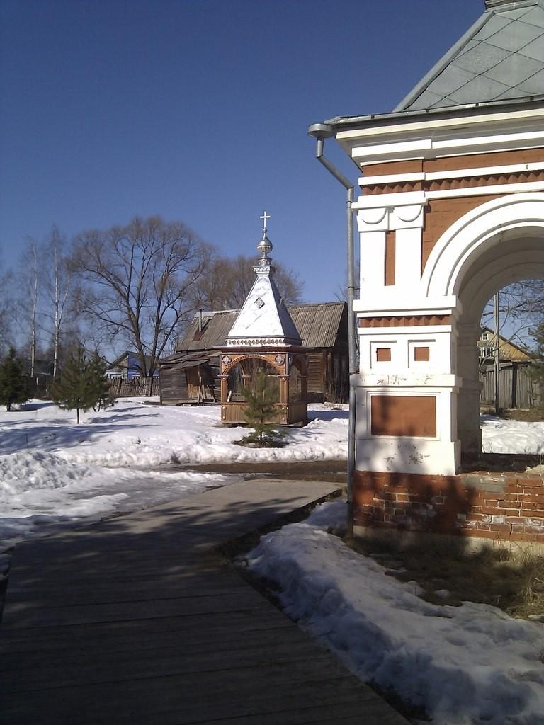 Храм-часовня Святой Великомученицы Варвары 08