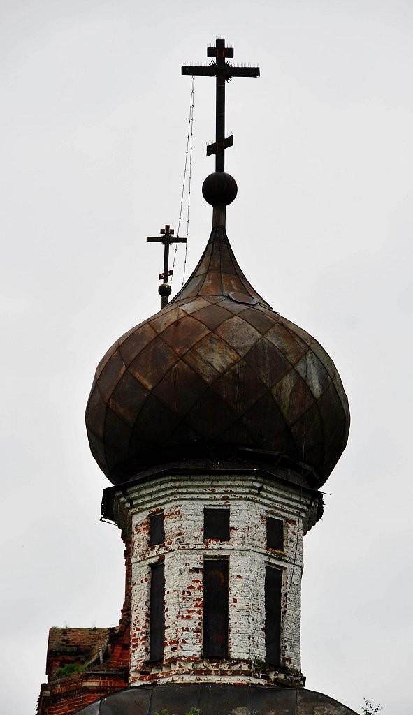 Церковь Введения во храм Пресвятой Богородицы (Камешковский район) 06