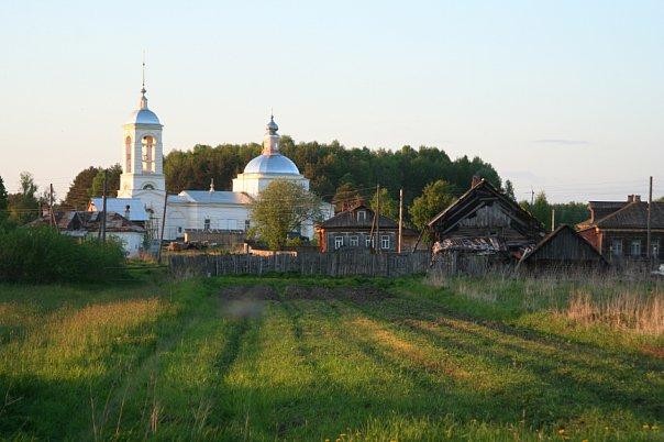Церковь Вознесения Господня (с. Вешки, Гусь-Хрустальный район) 05