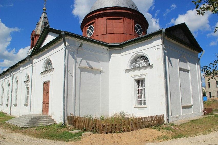 Церковь Троицы Живоначальной (Гусь-Хрустальный район) 02