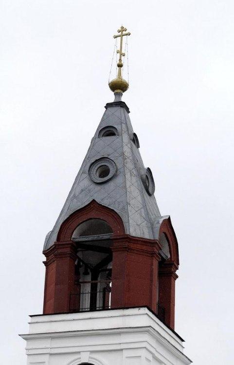 Церковь Троицы Живоначальной (Гусь-Хрустальный район) 04