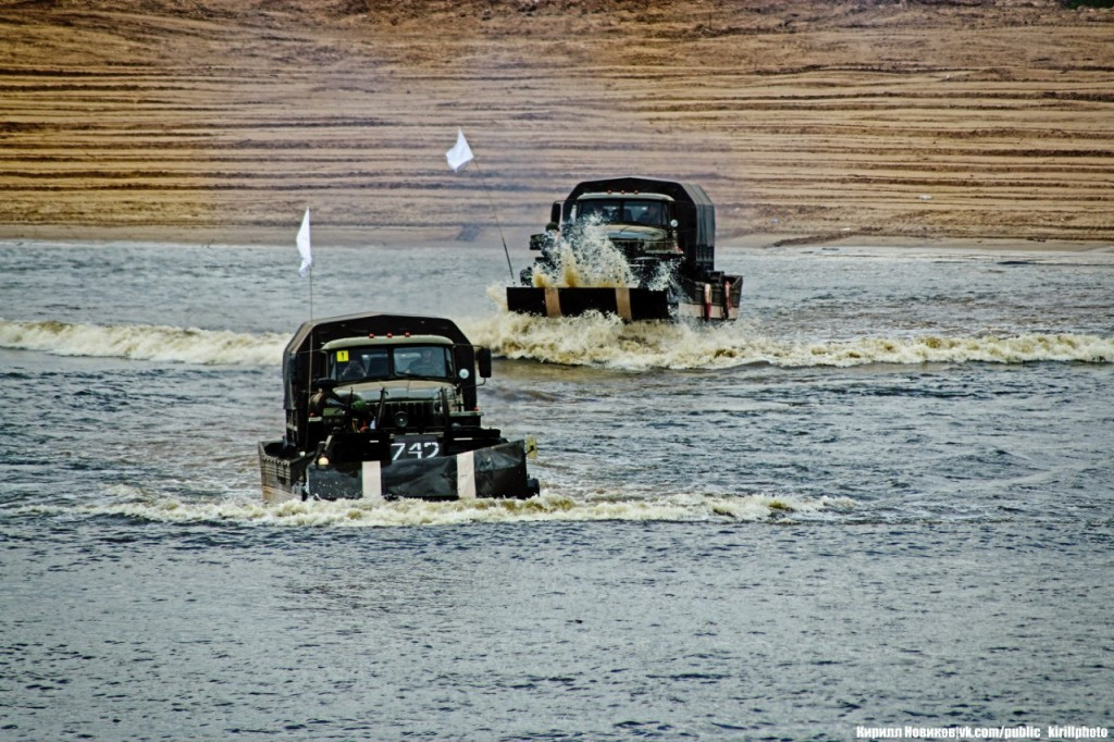 36 Открытая вода в Муроме 2015