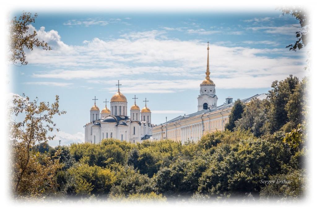 Бабье Лето во Владимире от Сергея Ершова