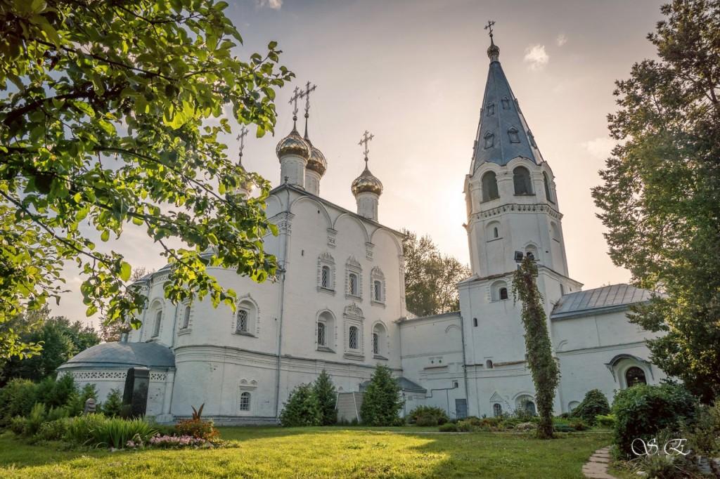 Благовещенский монастырь в Вязниках 01