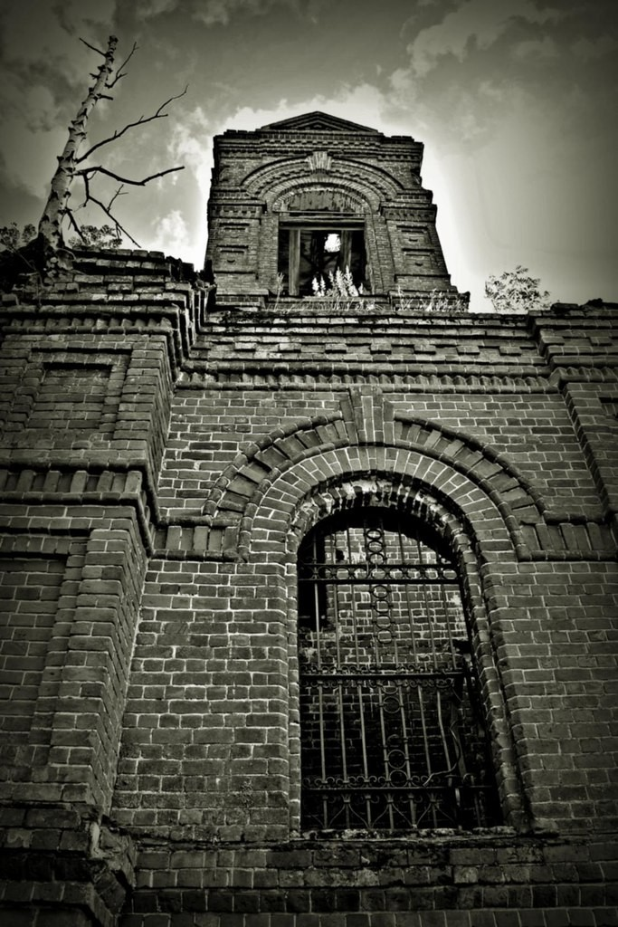 Благовещенское. Церковь Вознесения Господня (Муромский район) 02