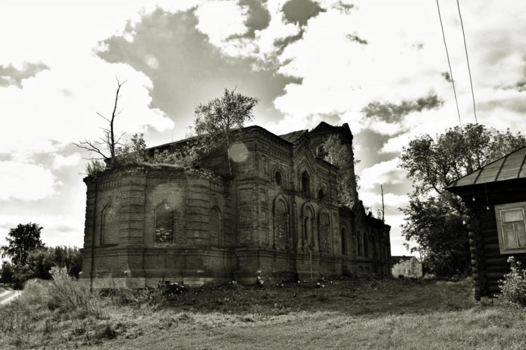 Благовещенское. Церковь Вознесения Господня (Муромский район) 04