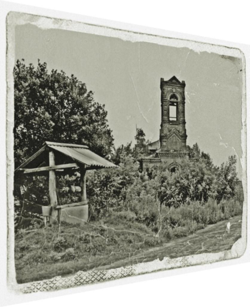 Благовещенское. Церковь Вознесения Господня (Муромский район) 05