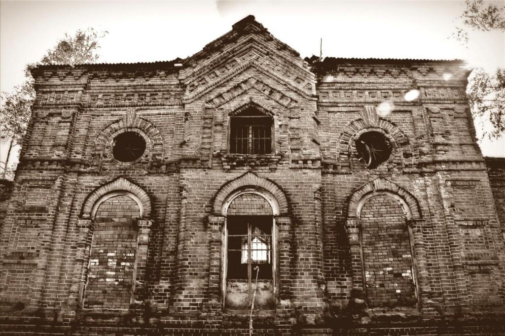 Благовещенское. Церковь Вознесения Господня (Муромский район) 09
