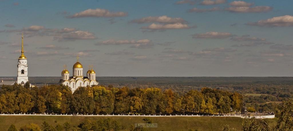 Большая Владимирская панорама от Владимира Чучадеева