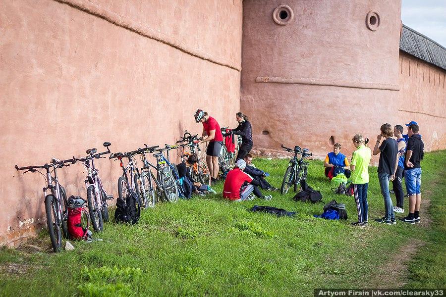 Велоотдых в Суздале 05