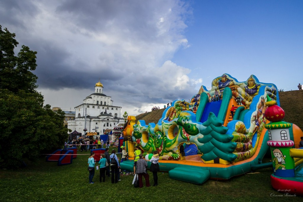 Весь День Города во Владимире 82
