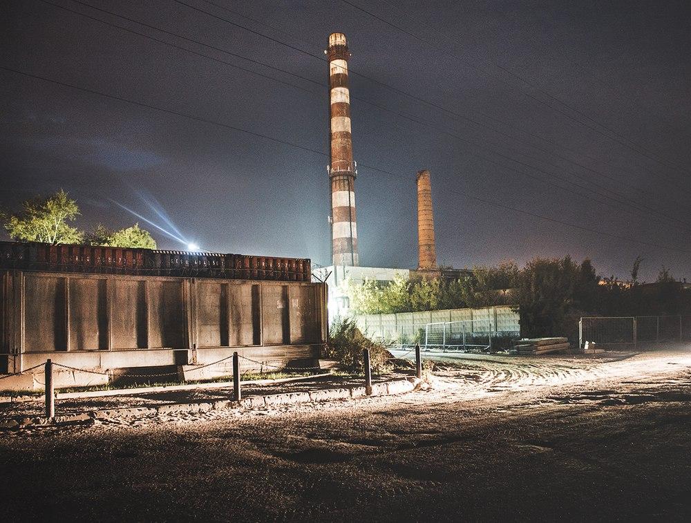 Вечерний Владимир в стиле Industrial 02