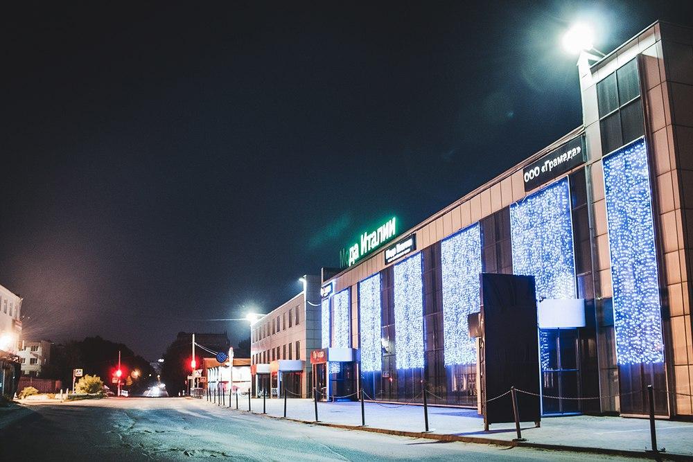 Вечерний Владимир в стиле Industrial 10