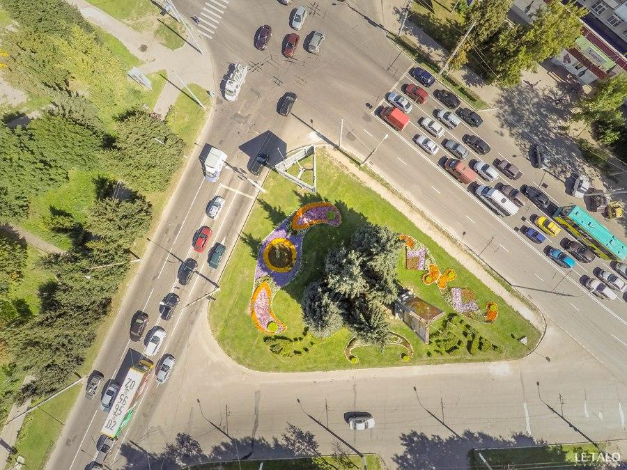 Виды Владимира с высоты 01