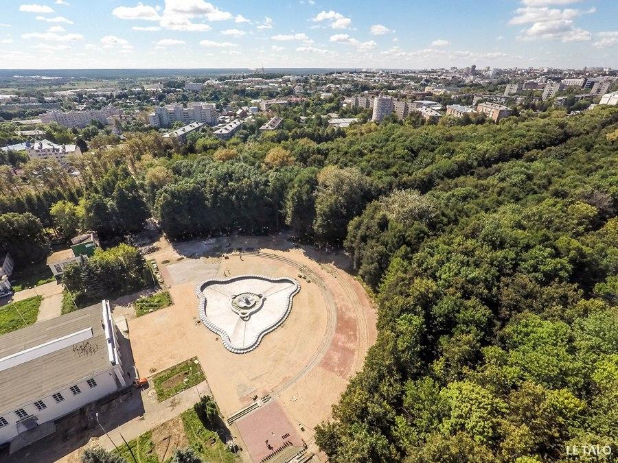 Виды Владимира с высоты 02