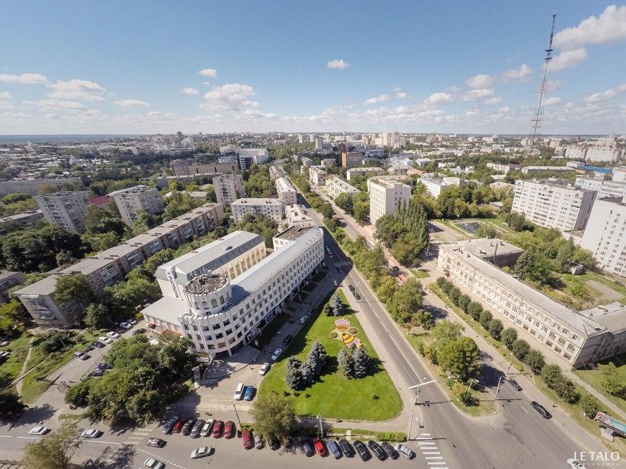 Виды Владимира с высоты 04