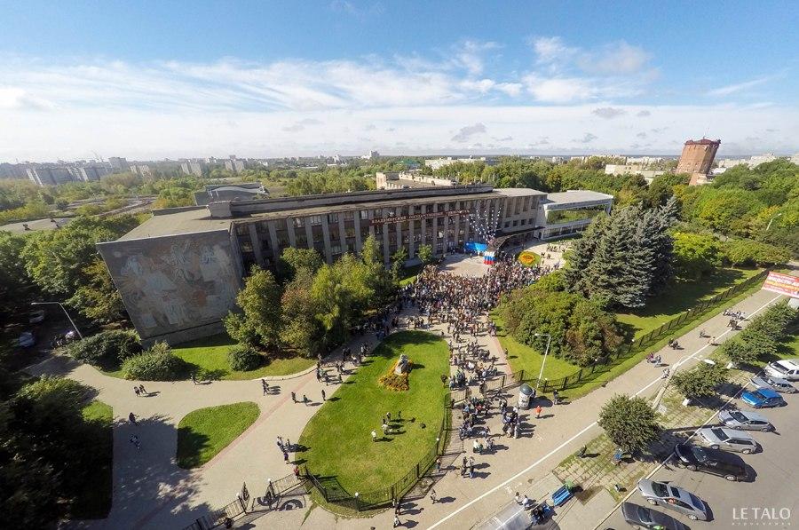 Виды Владимира с высоты 06