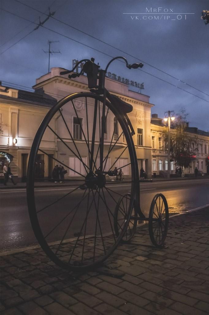 Владимирская зарисовка - Идя по улице ищу тебя глазами