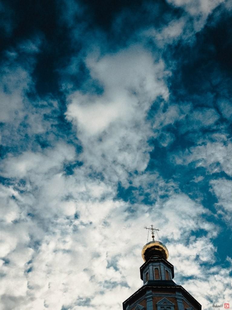 Владимирское небо от Александра Макеева