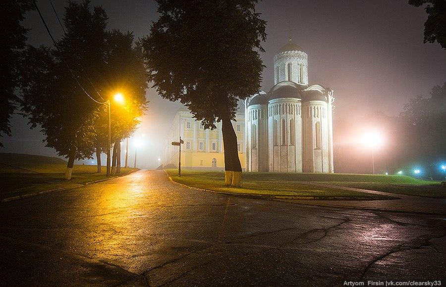 Владимир, одетый в туман 07
