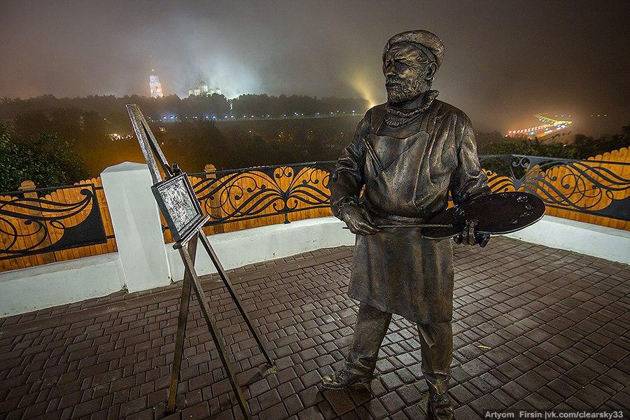 Владимир, одетый в туман 09