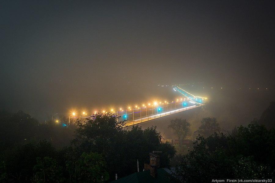 Владимир, одетый в туман 10