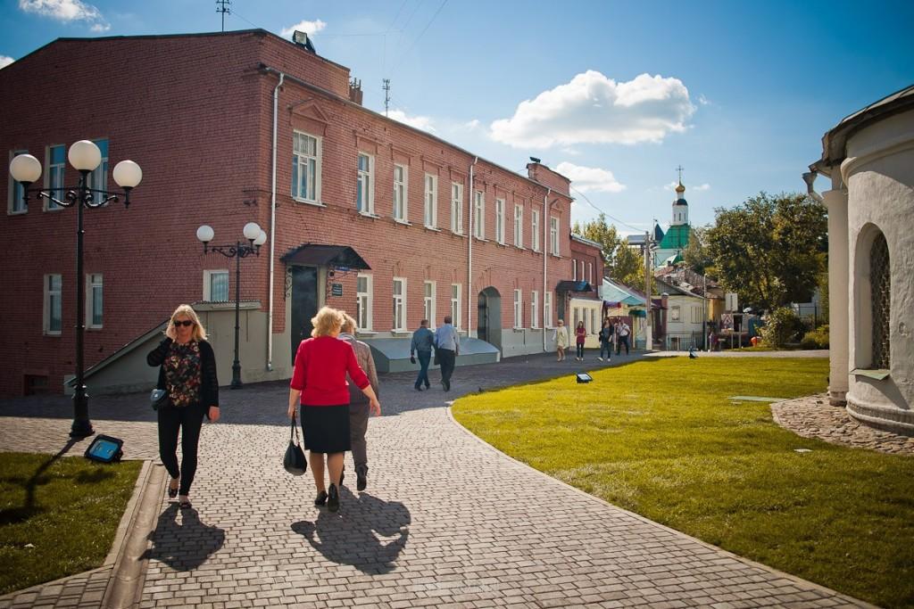 Георгиевская улица во Владимире 06